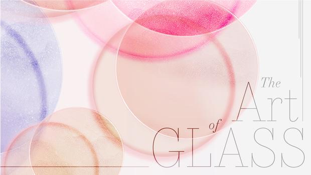 Trend: Farbiges Glas