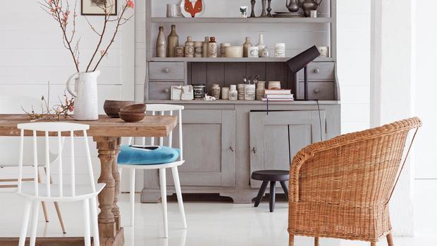 Alles fürs Wohnküchen-Styling