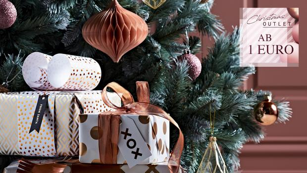 Xmas-Sale: Geschenke verpacken