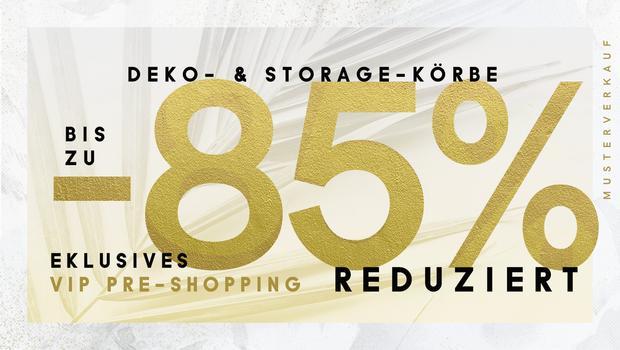 Deko- & Storage-Körbe