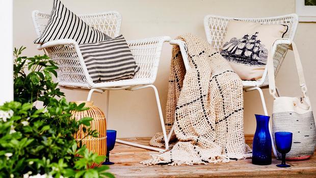 Textil-Updates für draußen