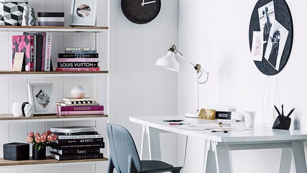 Workaholic mit Style