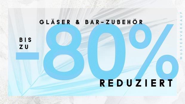 Gläser & Bar-Zubehör