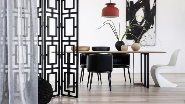 Mikado-Style fürs Interior