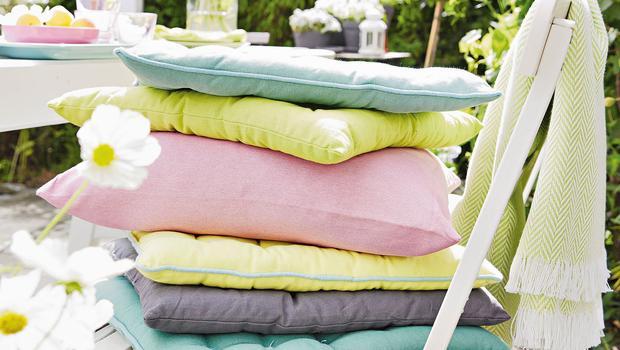 Frühlings-Textilien ab 4 €