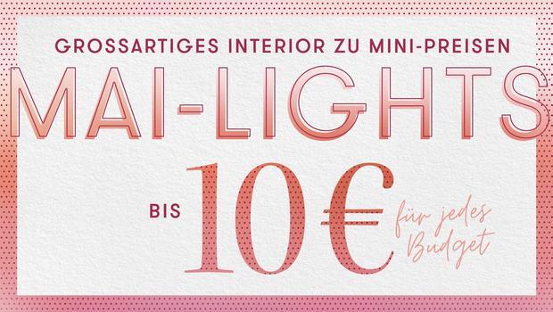 Interior-Updates bis 10 €