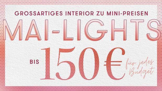 Interior-Updates bis 150 €