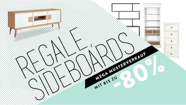 Regale & Sideboards