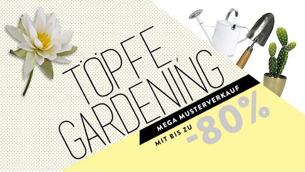 Töpfe & Gardening