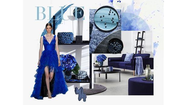 Blaupause fürs Zuhause