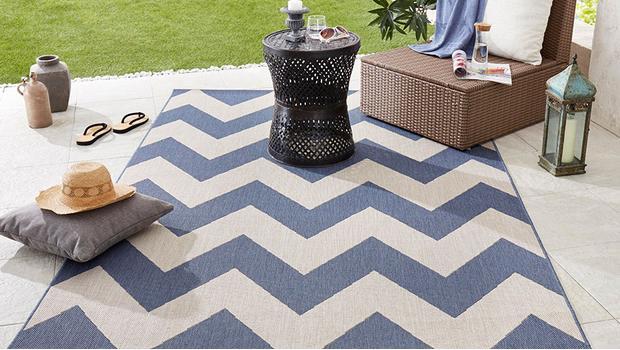 Teppiche für Terrasse & Balkon