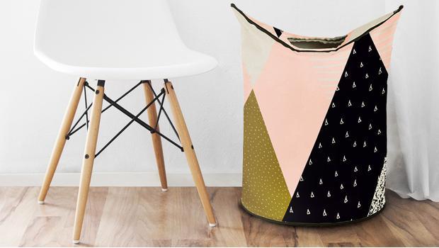 Wäschetaschen mit Style