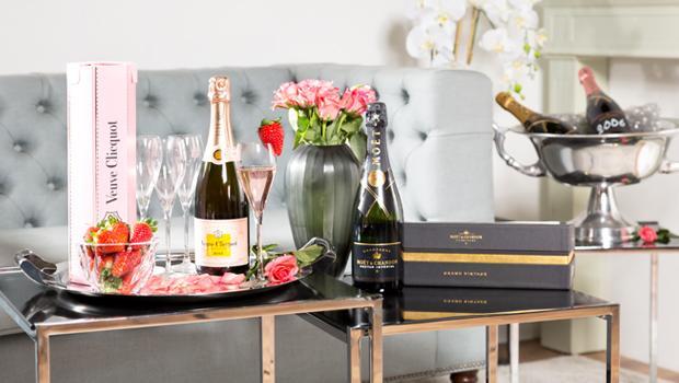 Champagnerlaune