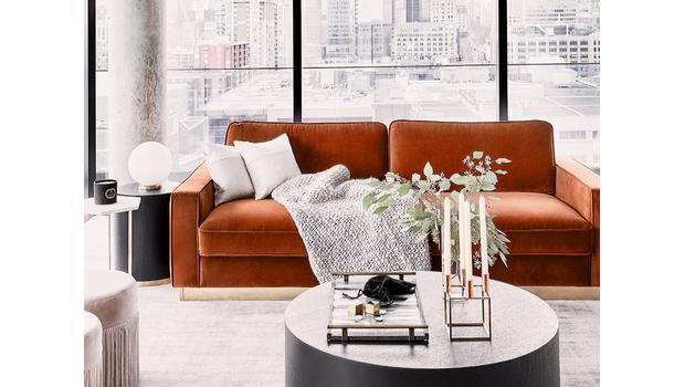 Lounge-Sofa-Serie CHELSEA