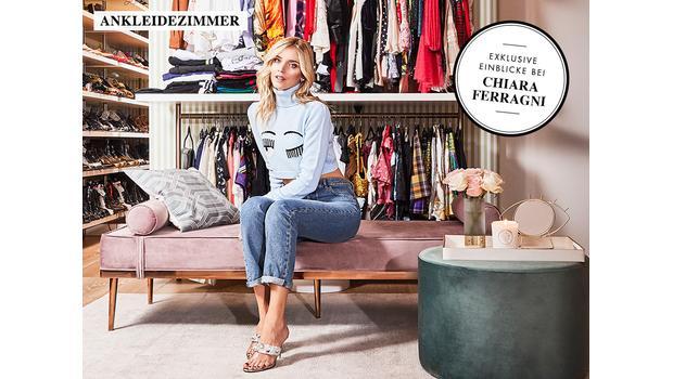 Chiara Ferragnis Glam Room