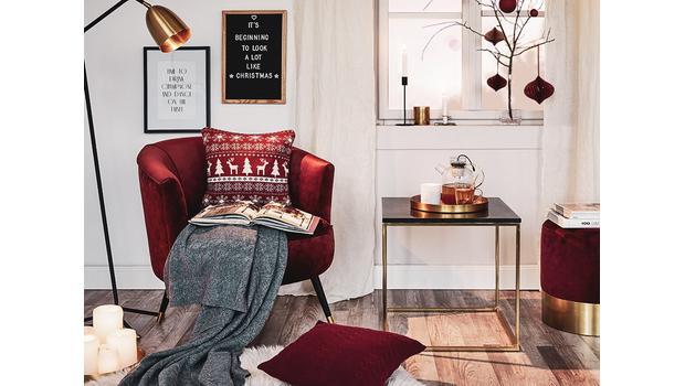 Christmas Reading Corner