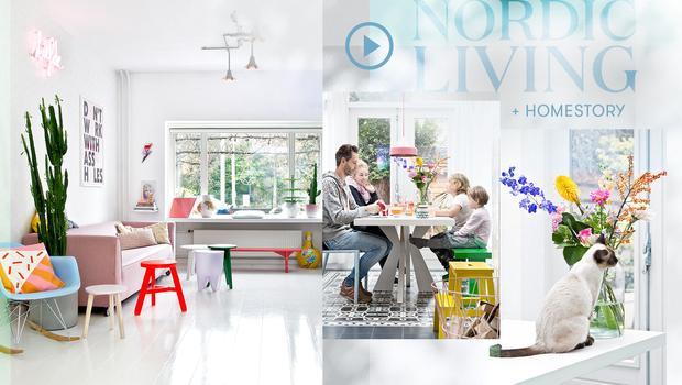 Nordic Living in Farbe