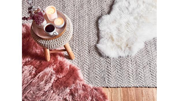 Wunderbar flauschige Teppiche