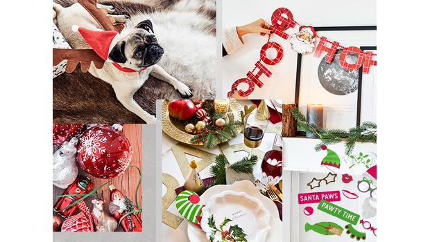 Crazy Christmas-Deko