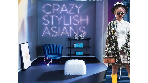 Crazy Stylish Asians