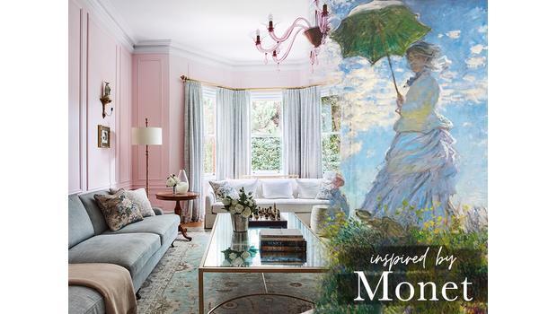 Inspiriert von Monet