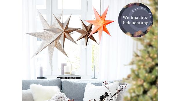 Papiersterne Weihnachtsbeleuchtung.Magische Weihnachtsbeleuchtung So Entsteht Eine Zauberhafte