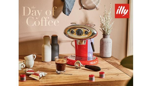 illy Espressomaschinen