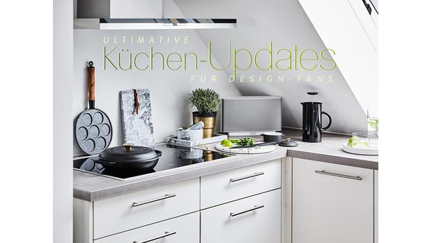 Design-Upgrade für jede Küche