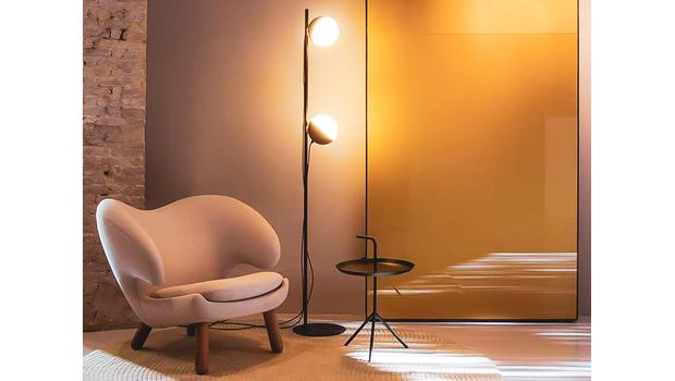 Leuchten mit Design-Faktor