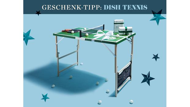 Dish Tennis