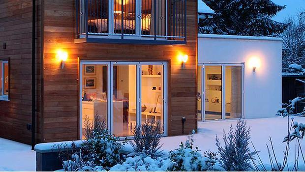 Bekannt Leuchten für draußen Atmosphärische Außenbeleuchtung | Westwing QX23
