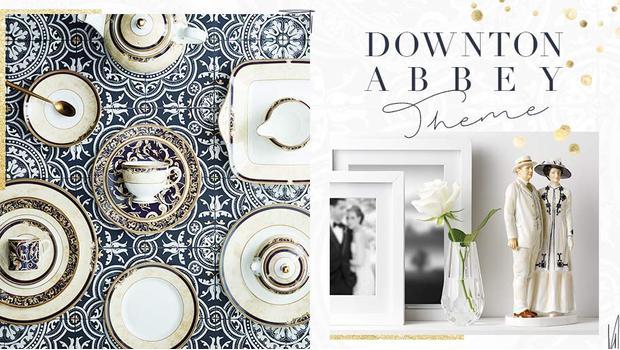 Wohnen wie in Downton Abbey