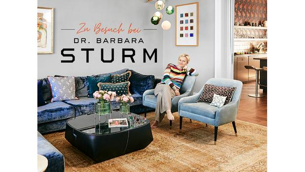 Zuhause bei Dr. Barbara Sturm