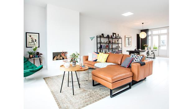 Beeindruckender Loft-Style