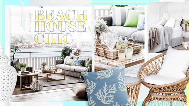 Maritimer Beach-House-Chic
