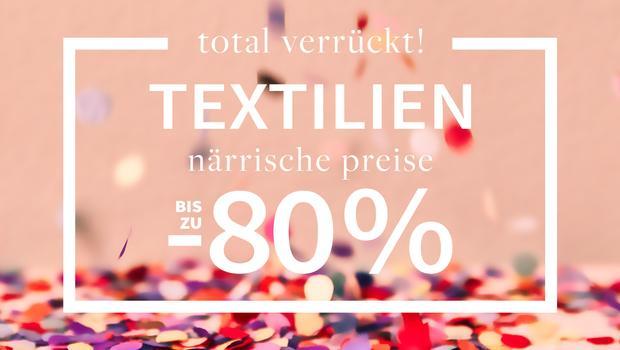 Kuschelwarme Textilien