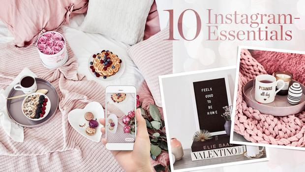 DIE 10 Instagram-Essentials