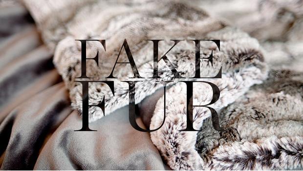 Kuschel-Trend: Fake Fur