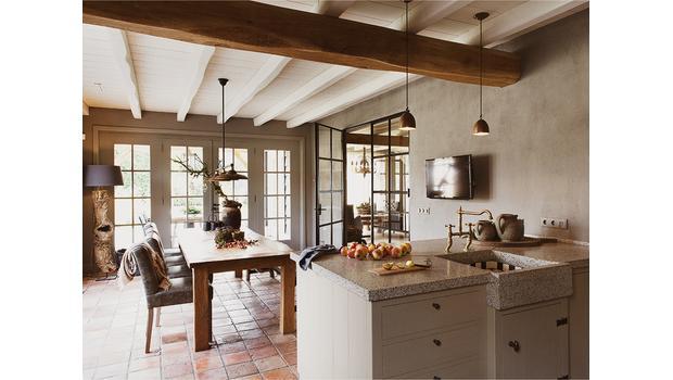 Wunderbare Herbst-Küche