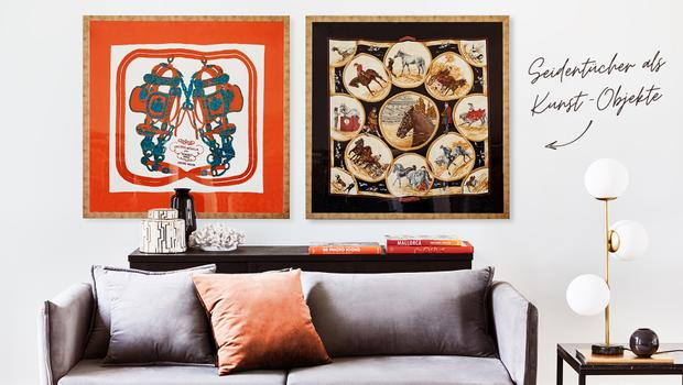 Galerie-Trend: Luxus-Tücher