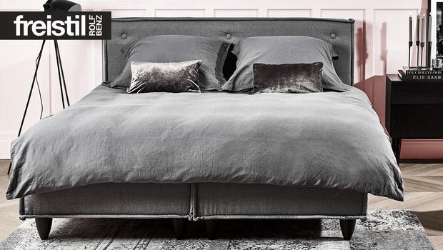 Das freistil Rolf Benz Bett