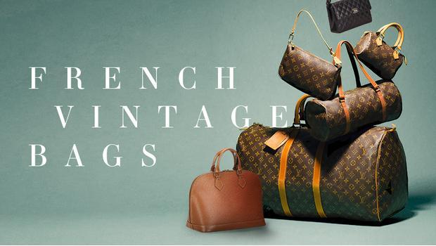 Chanel, Dior & Louis Vuitton