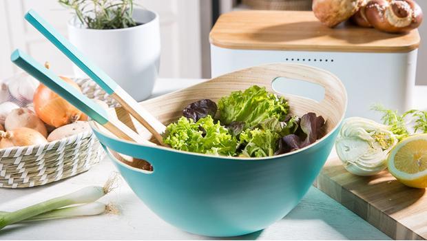 Frische Küchen-Basics