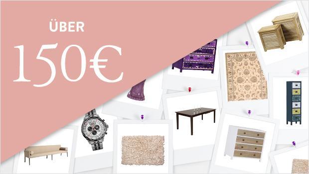 Alle Produkte über 150 Euro