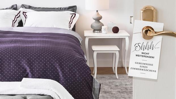 Textilien in Hotel-Qualität
