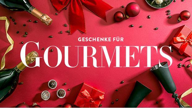 Geschenke für Gourmets
