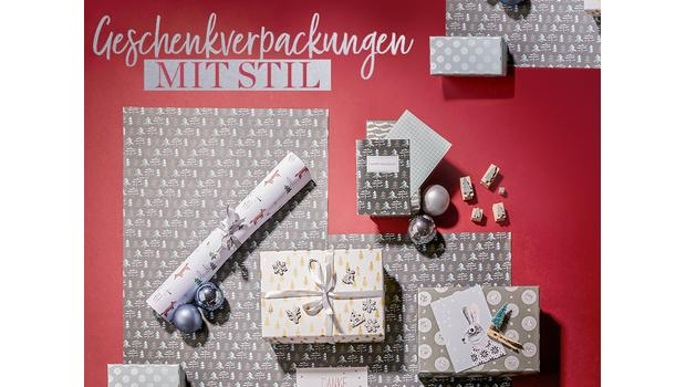 Stilvolle Geschenkverpackungen