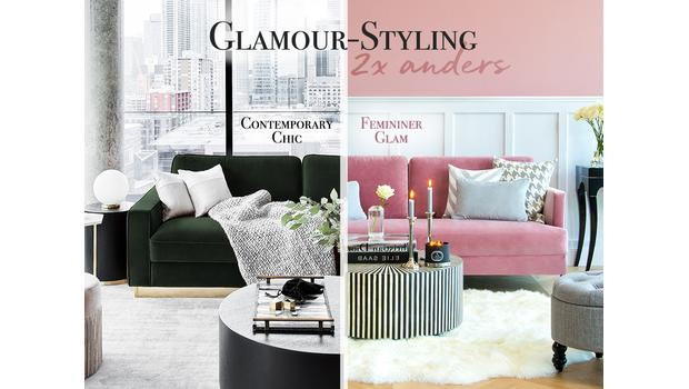Glamour-Styling 2x anders