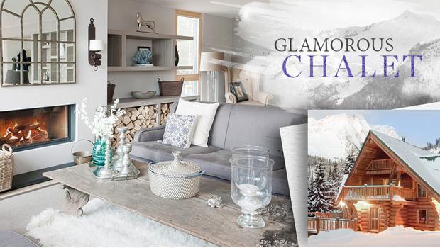 Glamouröses Chalet