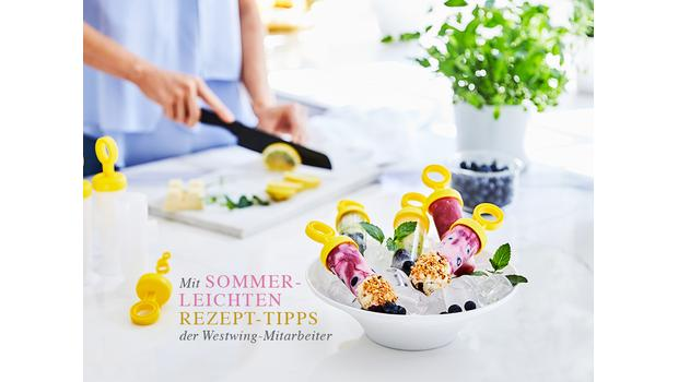 Unsere gesunde Sommerküche